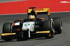 GP2 - Abt reist mit viel Rückenwind nach Spa