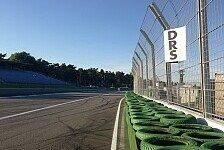 GP2 - Boliden ab 2015 mit DRS wie in der Formel 1