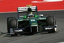 GP2 - Status GP übernimmt Caterham Racing