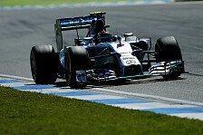 Formel 1 - Heimsieg! Rosberg triumphiert in Hockenheim