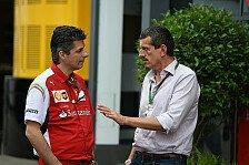 Formel 1 - Haas kein Ferrari-B-Team