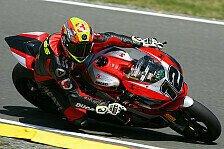 IDM - Ducati-Armada gibt in Assen Tempo vor
