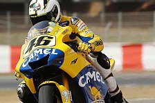 MotoGP - Qualifying MotoGP: Rossi holte den Pole-Rekord