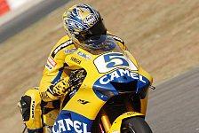 MotoGP - 2. Training MotoGP: Edwards und Checa lagen vorne