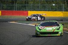 Blancpain GT Serien - GT Corse: Albtraum in Spa-Francorchamps