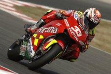 MotoGP - Marco Melandri entscheidet erst in Assen über den Start