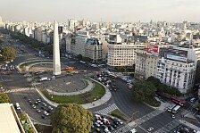 Formel E - Strecke in Buenos Aires vorgestellt