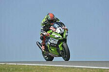 Superbike - Tom Sykes verlängert bei Kawasaki