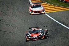 Blancpain GT Serien - Vorqualifikation in Spa: ART-McLaren vorne