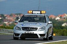 Auto - AMG C-Klasse: Rekord-Modell mit F1-Erfahrung
