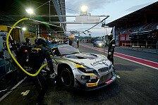 Blancpain GT Serien - Nachtqualifikation in Spa: Erneut Marc VDS vorn