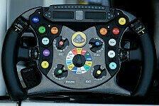 Formel 1 - Nick Chester: Neues Lenkrad beim Abu Dhabi Test