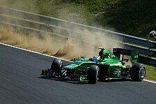 Formel 1 - Caterham: Die Zeit läuft davon