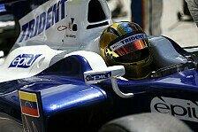 GP2 - Cecotto: Keine Kohle - Karriere beendet