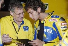 MotoGP - Valentino Rossi bei Sturz verletzt