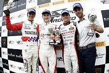 WS by Renault - Zweiter Sieg für Kevin Jörg