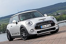 Auto - Maxi-Tuner: Performance-Package für MINI Cooper S