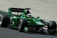 Formel 1 - Caterham Vorschau: Belgien GP