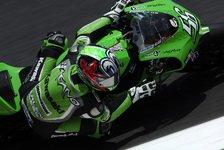 MotoGP - 1. Training MotoGP: Der Regen hielt wieder Einzug