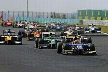 GP2 - Übersicht: Fahrer & Teams für GP2-Saison 2015