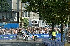 WRC - Rallye-Stars driften vor spektakulärer Kulisse