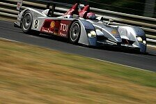 Mehr Motorsport - ALMS - Audi auf den Startplätzen drei und fünf