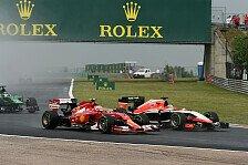 Formel 1 - Ferrari will Manor mit Motoren ausstatten