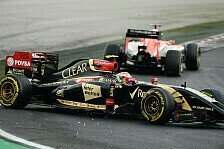 Formel 1 - Saisonanalyse: Lotus