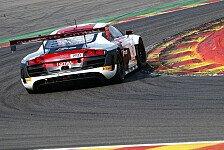 Blancpain GT Serien - René Rast sichert Spa-Sieg für Audi und WRT