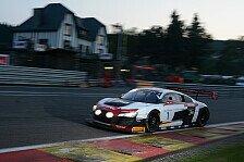 Blancpain GT Serien - Audi: 24-Stunden-Hattrick perfekt gemacht