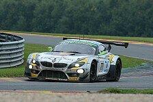 Blancpain GT Serien - BMW: Technik vereitelt Siegchance in Spa