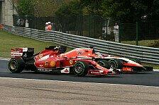 Formel 1 - Montezemolo: Bianchi sollte Räikkönen beerben