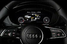 Auto - Neue Sound-Dimension im Audi TT