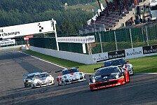 Blancpain GT Serien - Mahy: Intensivstation verlassen