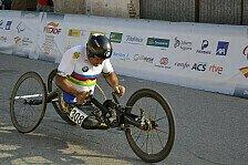 Blancpain GT Serien - Zanardi: Handbike-Sieg beim Saisonfinale