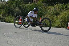Formel 1 - Zanardi startet beim Ironman auf Hawaii