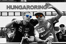 Formel 1 - Bilder: Ungarn GP - Black & White Highlights