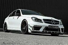 Auto - Mercedes: Getunter AMG von Mcchip-Dkr