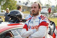 WRC - Kubica: 2015 in der WRC dabei
