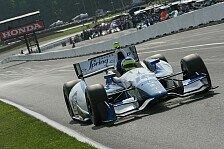 IndyCar - Fahreraufgebot von Dale Coyne Racing steht