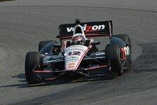 IndyCar - Will Power holt nächste Pole Position