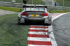 DTM - Regeln 2015 auf dem Prüfstand: Track Limits