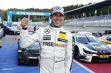 DTM - Spielberg: Mercedes-Stimmen nach dem Quali