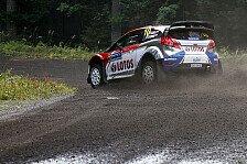WRC - Letzte Premiere der Saison für Kubica