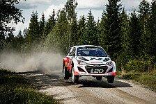 WRC - Hyundai: Gut vorbereitet in die Rallye Spanien