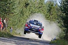 WRC - Deutschland: Kubica dämpft Erwartungen