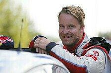 WRC - Mads Östberg: Ich hatte nicht gerade Glück