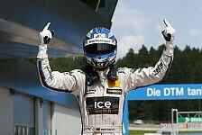 DTM - Wittmann: Glück und neue Taktik führen zum Sieg