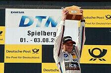 DTM - Drei Fragen an Spielberg-Sieger Wittmann