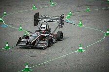 Formula Student - Regensburg toppt alle Teamrekorde